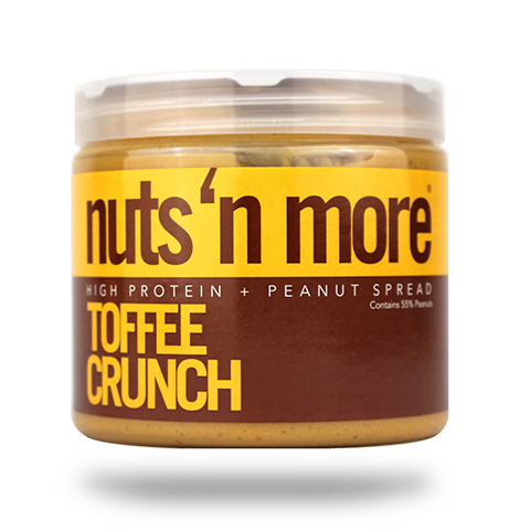 Not Only Are Their Nut Butters Delicious But Also They Have Packed In The Twice Amount Of Protein As Competitors Nuts N More Birthday Cake